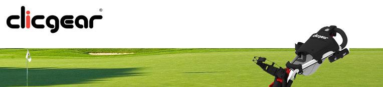 Clicgear golftrolleys koop je bij golftrolleyshop.nl