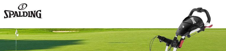 Spalding golftrolleys koop je bij golftrolleyshop.nl